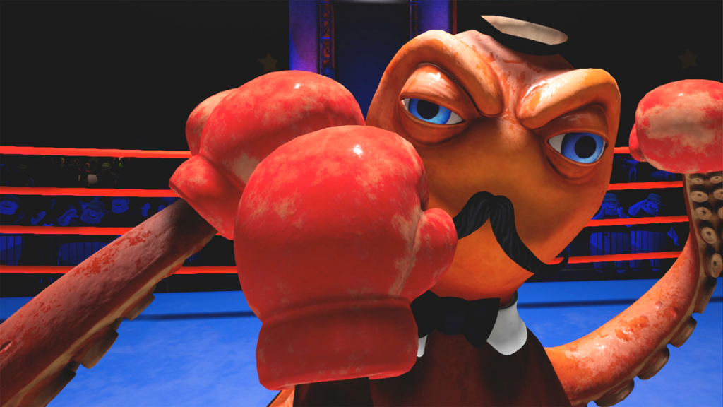 Knockout League is the First Vive Studios Title to Come to
