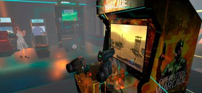 Blasting back to old-school arcades, with Operation Warcade