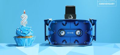 VIVE Day 2018 – New Vive Pro Starter Kit Bundle & Free Viveport Titles Galore