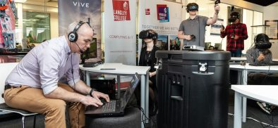 HTC VIVE Helps Bring Education Experiences To Life In VR