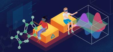 Vive Teams up with STEM Innovators at Nanome