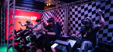 Mario Kart VR launches at VRZone Portal London on HTC Vive