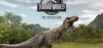 Encounter Your Favorite Dinosaurs in Jurassic World VR Expedition™
