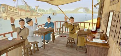 VIVE Arts' 'Up the River During Qingming VR' Brings National Treasure to Life