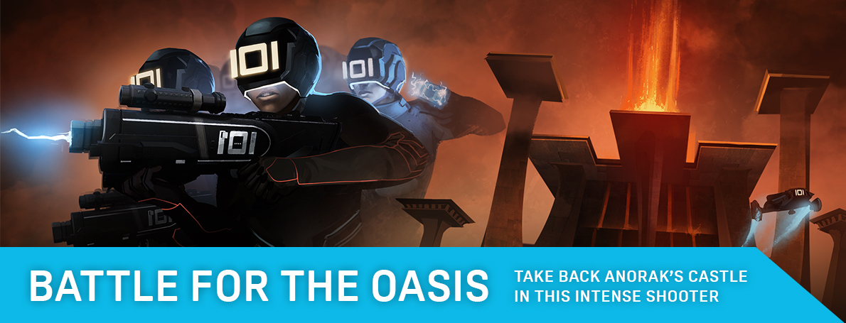 Ready Player One: OASIS - Battle for the OASIS