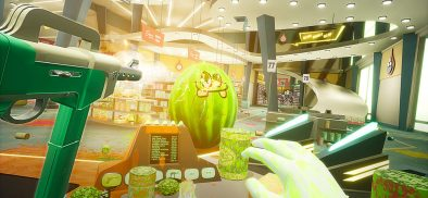 Citrus blasting mayhem arrives to Viveport Arcades