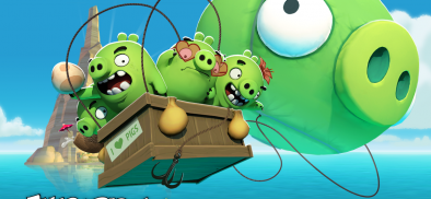 Viveport bursts through 600 subscription titles with launch of Angry Birds VR: Isle of Pigs