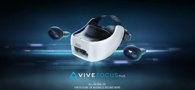 Introducing the VIVE Focus Plus for Premium Standalone VR Experiences
