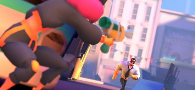 Crafting comicbook VR heroism with Hatrabbit Entertainment