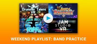 Infinity Weekend Playlist: Band Practice