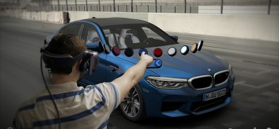 Case Study: BMW & ZeroLight Optimize Virtual Customer Journey With VIVE Pro Eye