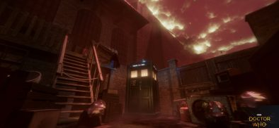 """""""Doctor Who: The Edge Of Time"""" and HTC VIVE at London Comic Con"""
