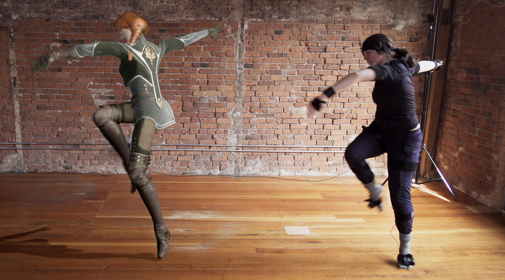 VIVE & Motion Workshop Bring Full-Body Interaction To VR