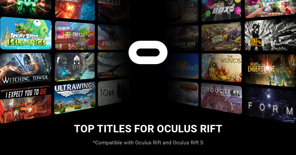 VIVEPORT Infinity x Oculus