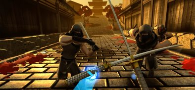 Become a virtual shinobi in the fast paced action experience Ninja Legends