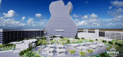 Case Study: Hard Rock International Leverages VIVE VR For $1.5 Billion AEC Project