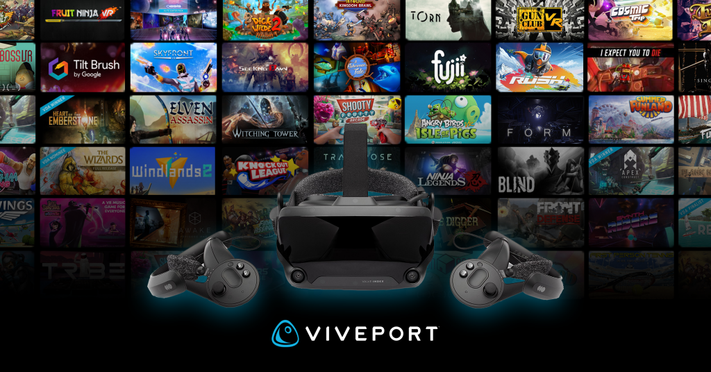 VIVEPORT Infinity Now Supports Valve Index - VIVE Blog