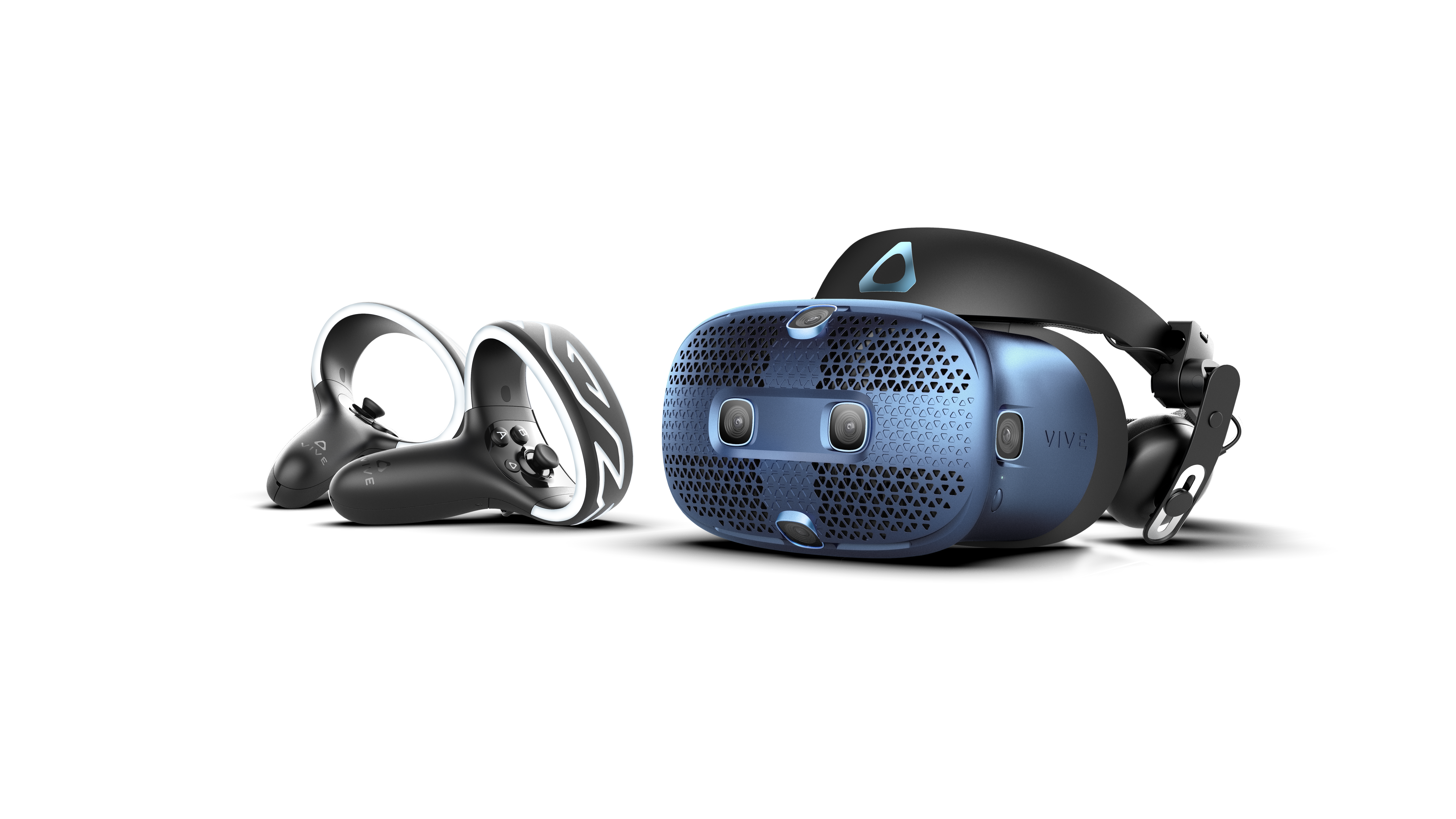 VR Headset - VIVE Cosmos and Controllers