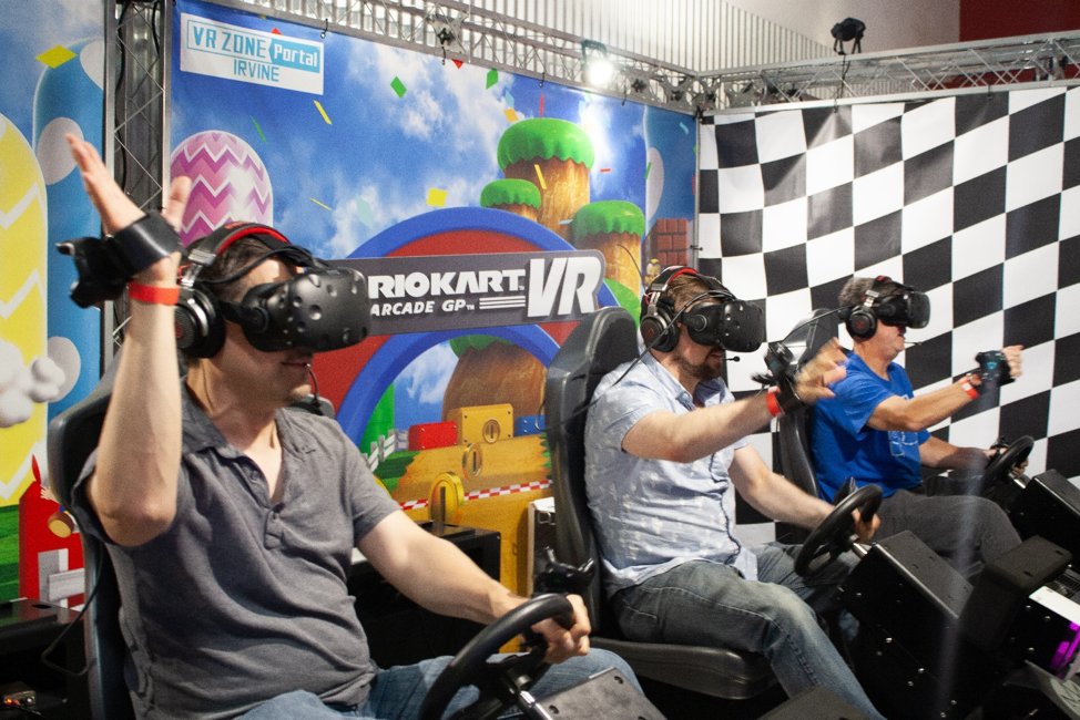 Mario Kart GP VR & VIVE