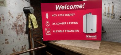 Case Study: Rinnai® America Increases Lead Generation by 50% With VIVE