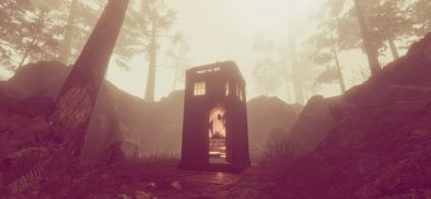 Take the trip of a lifetime in Maze Theory's Viveport adventure Doctor Who: The Edge of Time
