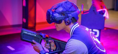 When Spectators Become the Players: VR for the Tech-Lovers and Tech-Less