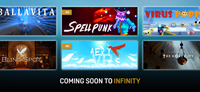 Coming Soon to Infinity: Spellpunk VR and AERY