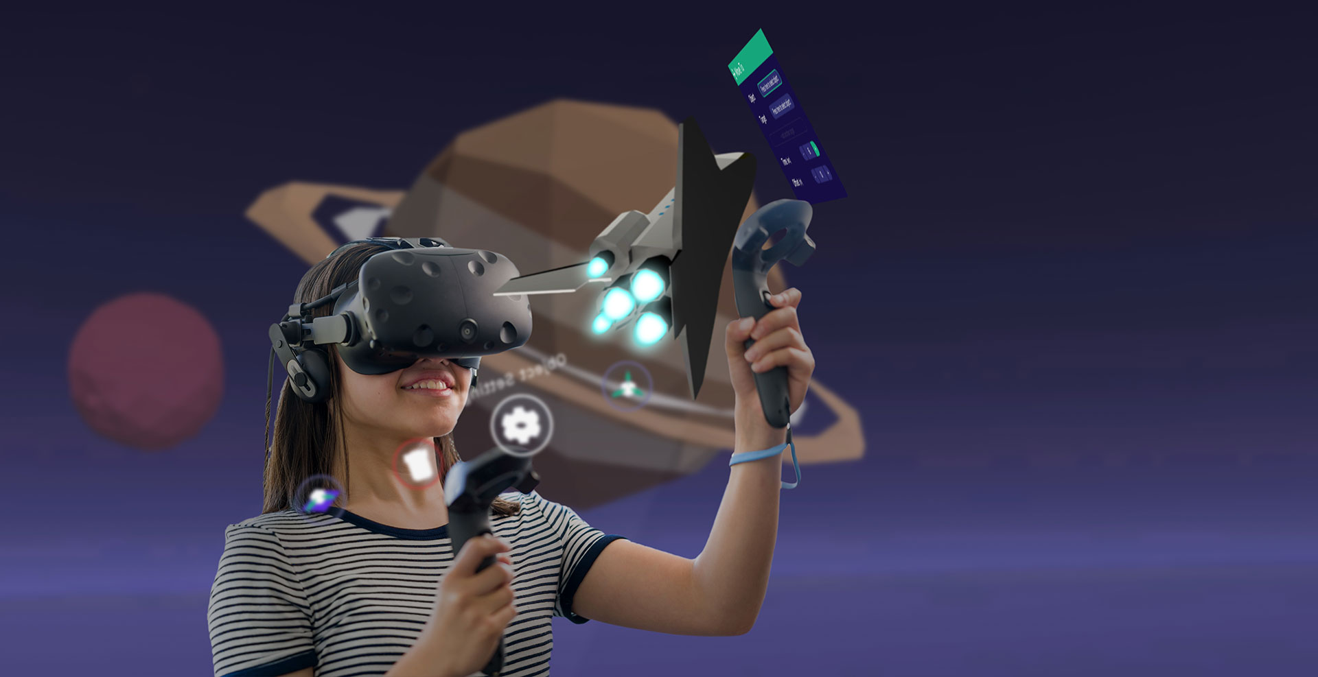 How Two VIVE X Companies are Helping Students and Researchers Learn Remotely