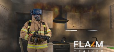 Case Study: Firefighters get better training for real-world dangers through VR