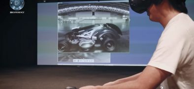 Manufacturers Benefit From Simplified 3D Design Processes in VR Thanks to Dassault Systèmes and HTC VIVE