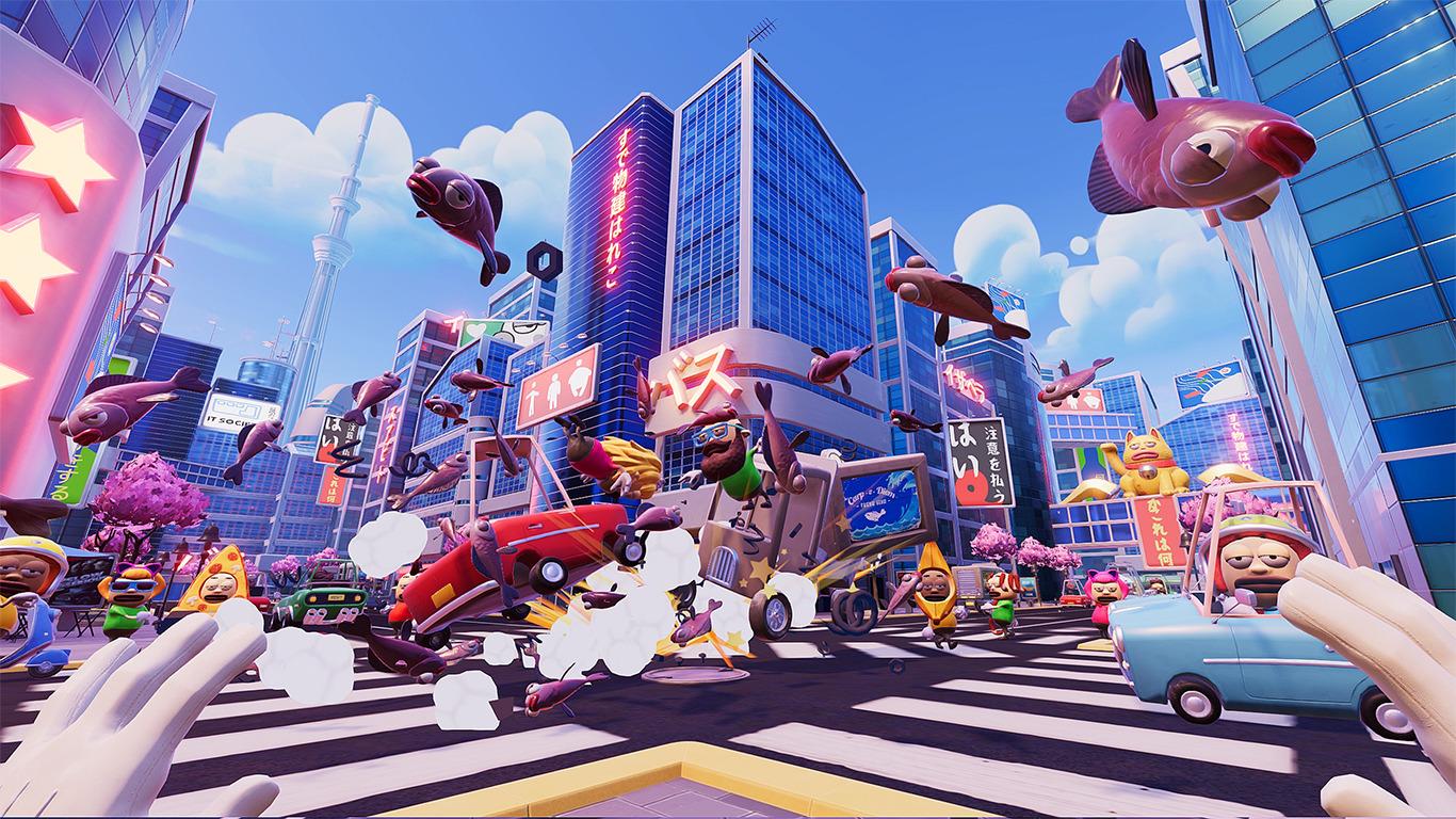 Traffic Jams Tokyo