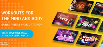 New year, new you – amazing deals on Viveport wellness experiences