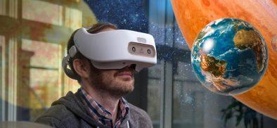 Introducing HTC VIVE FOCUS in the UAE for Premium Standalone VR Experiences