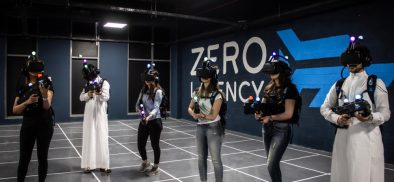 Saudi Arabia's first Virtual Reality Gaming Arena Opens up in Riyadh