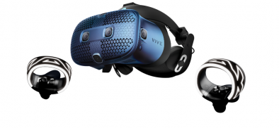 Go Beyond with VIVE Cosmos on Gear-Up.ME