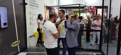 IKEA Virtual Reality retail experience